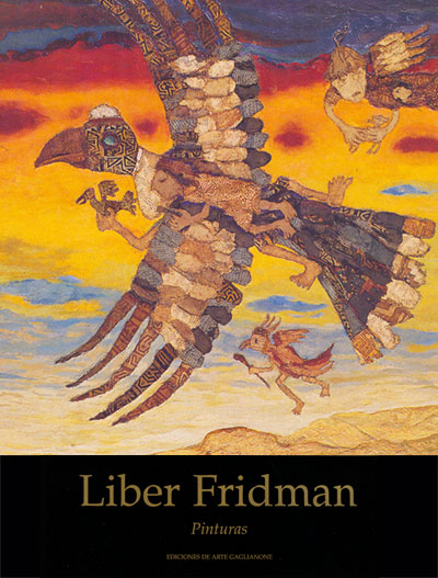 Liber Fridman working